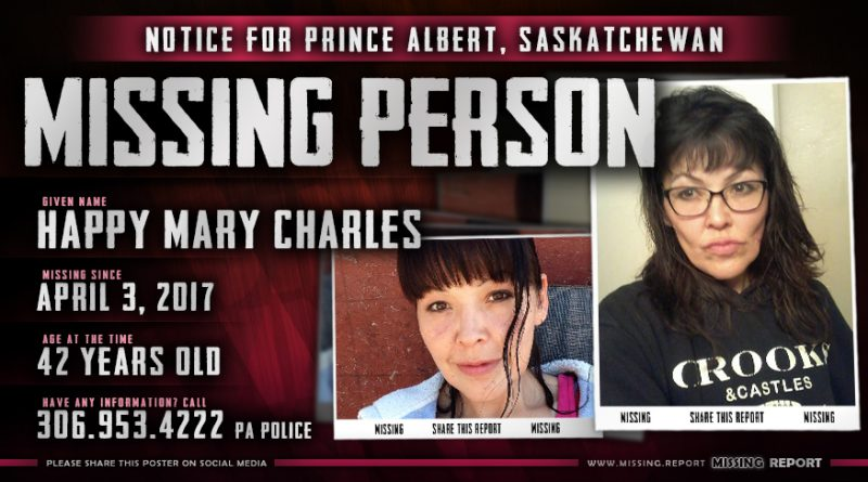 Happy-Charles-Missing-Person-Prince-Albert-Saskatchewan-Featured-Image